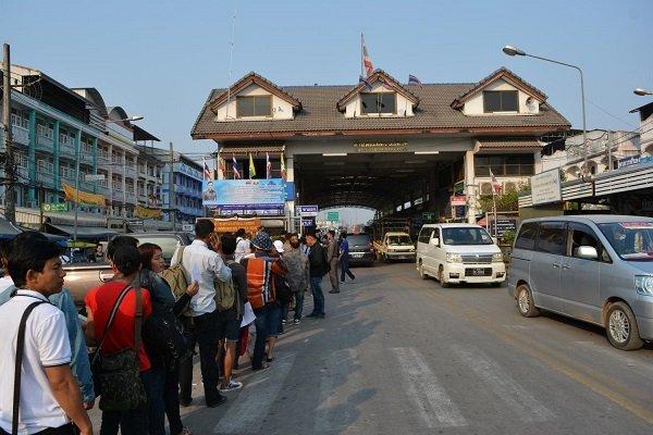 La Thaïlande renforce le contrôle aux frontières du Myanmar en raison du COVID-19