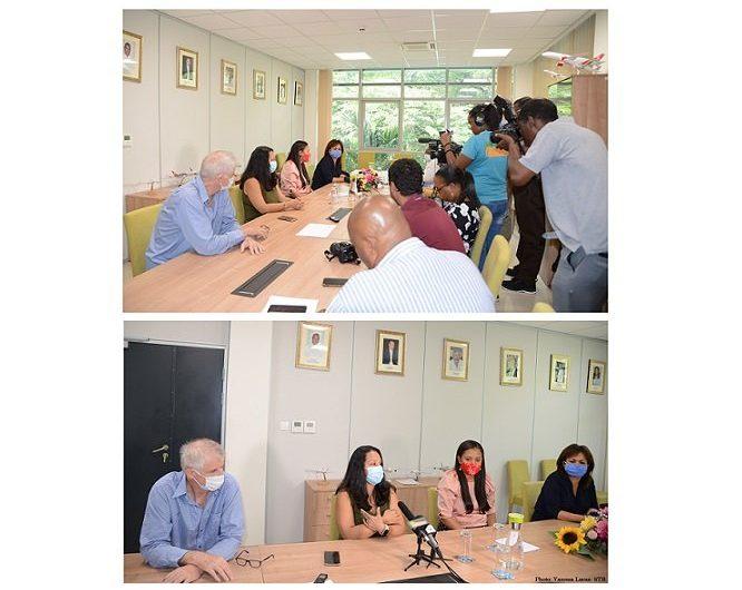 Les parties prenantes du tourisme aux Seychelles lancent Tourism Wi