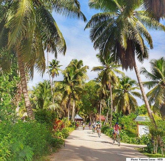 Les Seychelles accueillent des voyageurs des pays africains