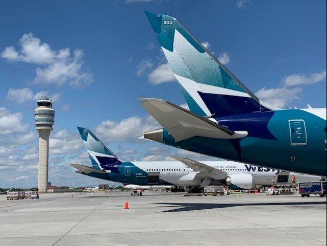 WestJet annonce le début d'un essai de quarantaine en Alberta