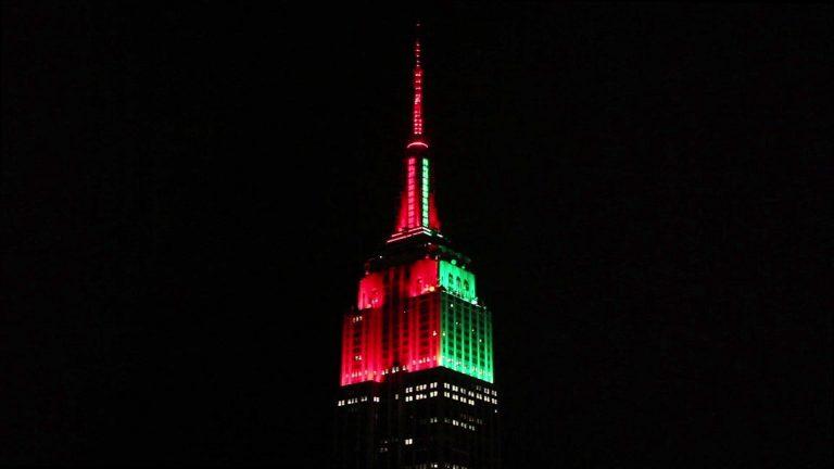 L'Empire State Building annonce les détails de ses festivités de vacances