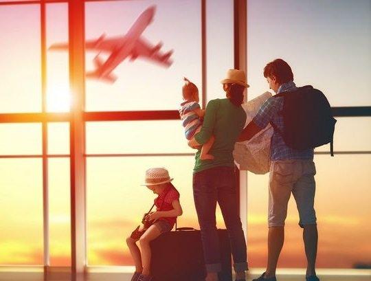 Les futurs voyages en famille sont une priorité pour les Américains