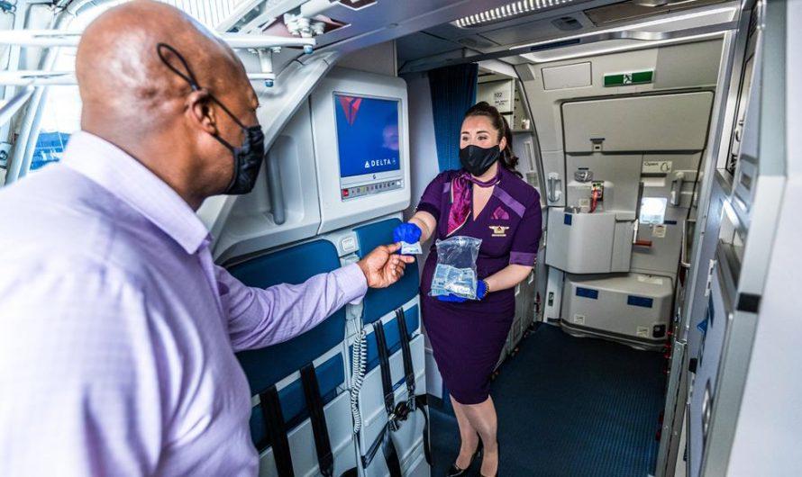 Delta va lancer le premier voyage sans quarantaine et sans COVID en Europe