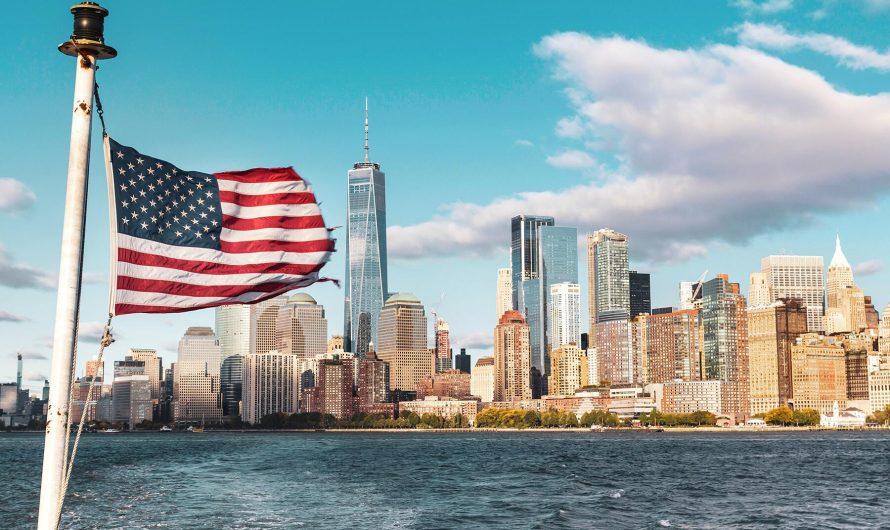 Les Américains ne restent pas à la maison pour les vacances