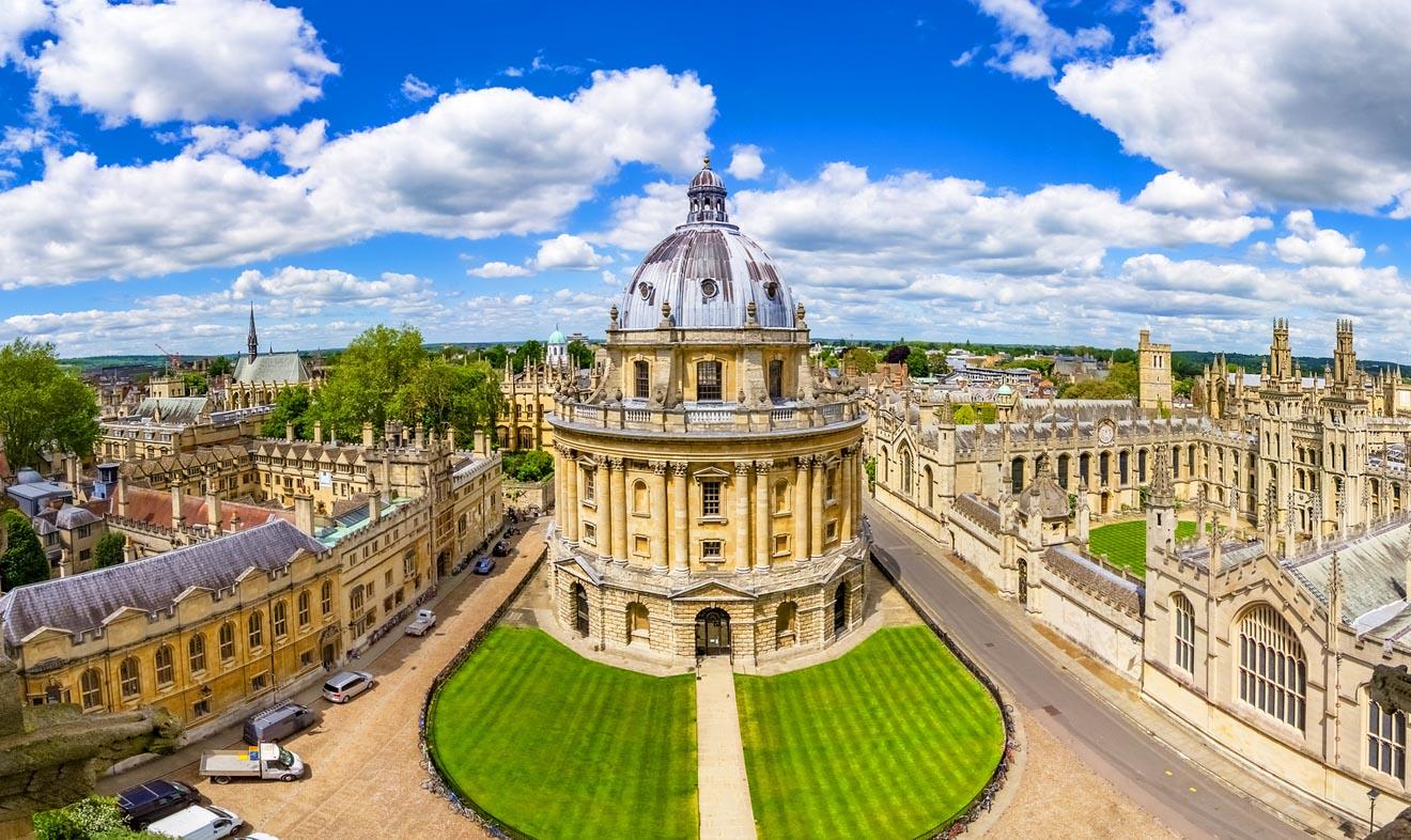 11 choses à faire à Oxford, la principale bibliothèque Bodleian