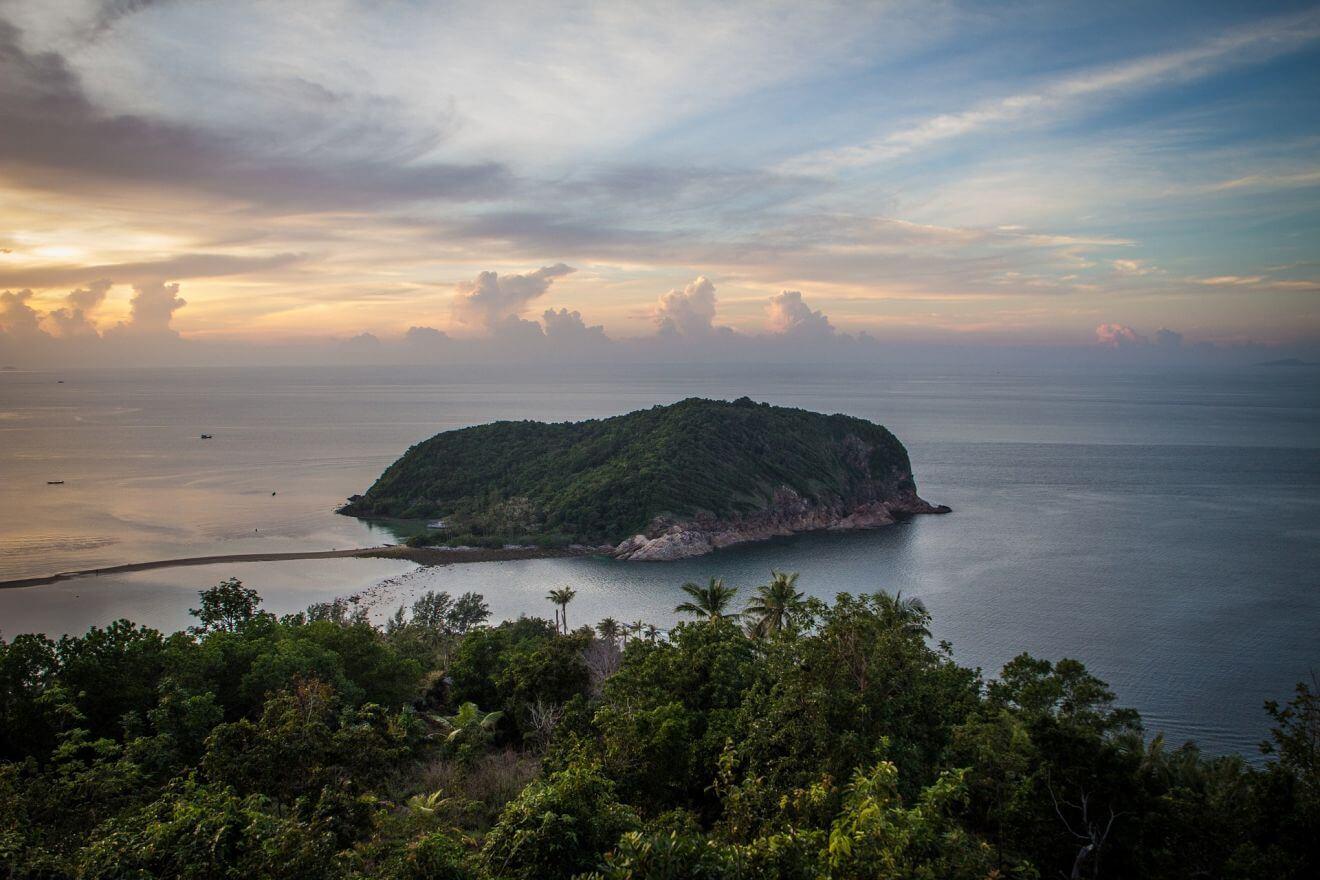 Hébergement à Koh Phangan en Thaïlande