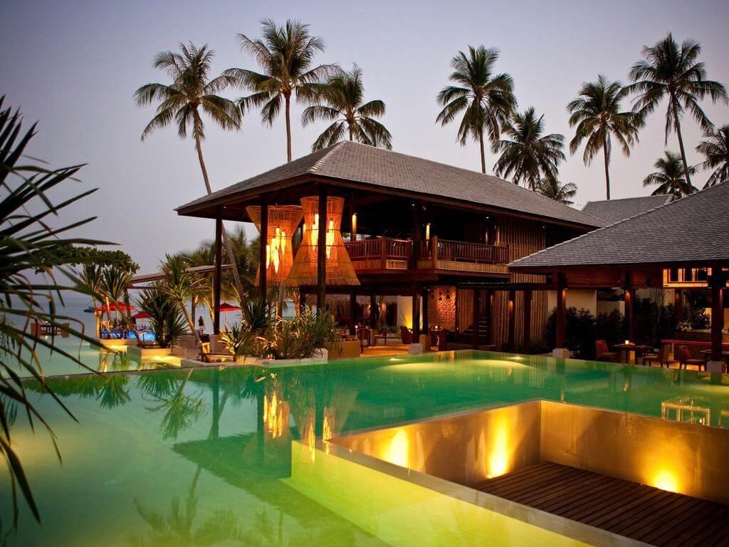 2 Villas Anantara Rasananda à Koh Phangan