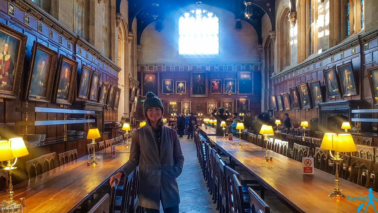 11 choses à faire à Oxford Great Hall Christ Church 2