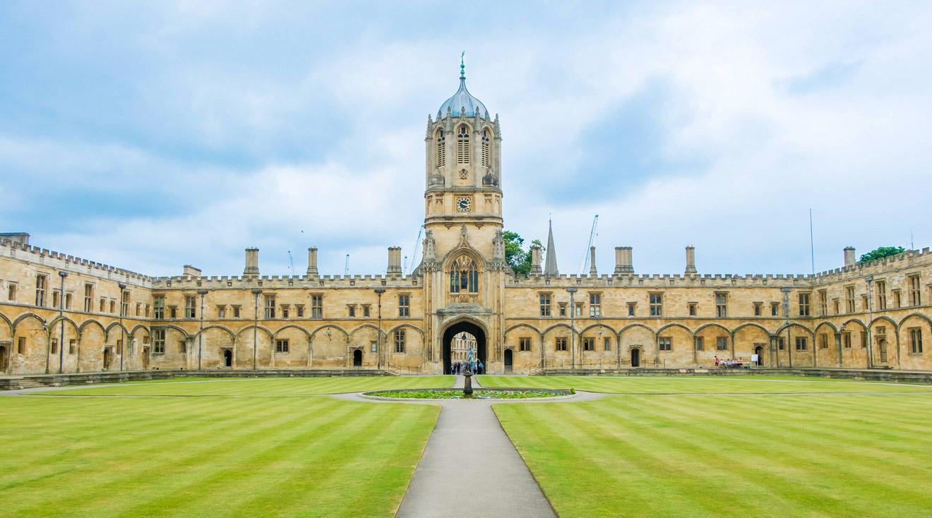 11 choses à faire à Oxford Christ Church College