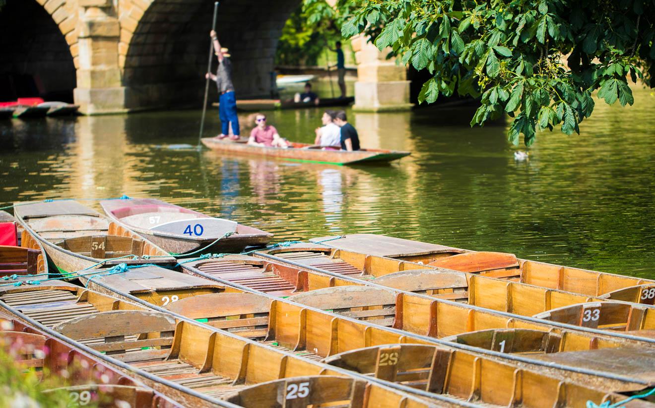 11 Choses à faire à Oxford Punting 3