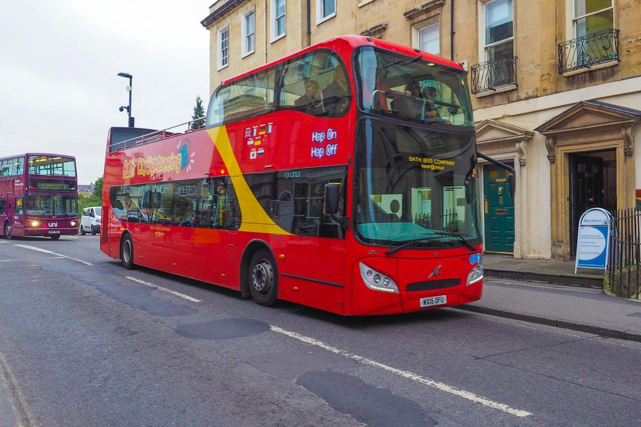 11 choses à faire à Oxford en bus à arrêts multiples