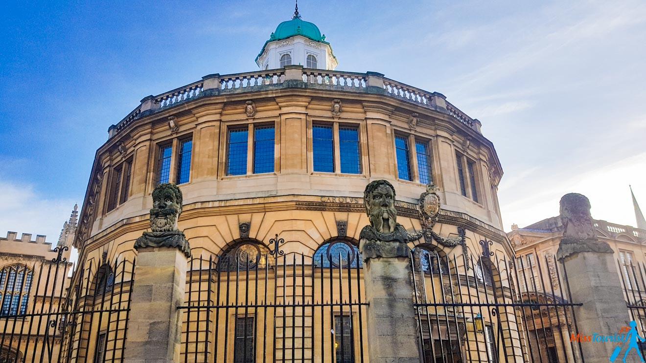 11 choses à faire à Oxford Sheldonian Theatre