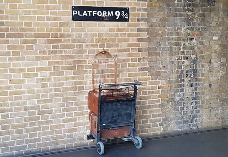 Visite guidée à pied de Harry Potter