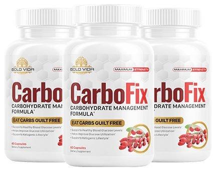 Commentaires sur le supplément CarboFix UK-Doit lire ceci avant d'essayer!
