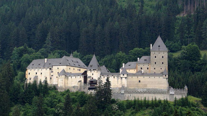 Château de Moosham, Autriche