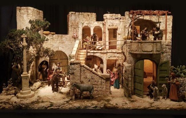 Noël à Malte arrive à Washington DC
