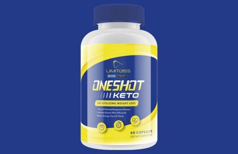 Avis One Shot Keto – La cétose du régime One Shot Keto