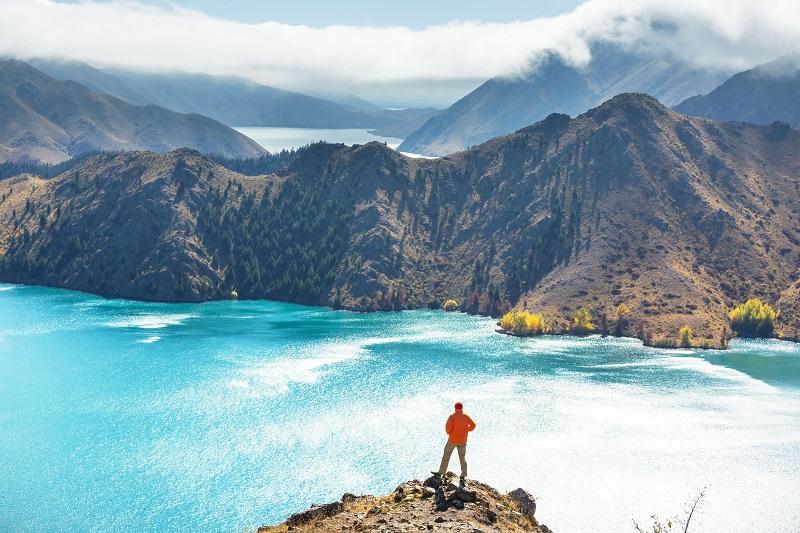 Lacs de Nouvelle-Zélande