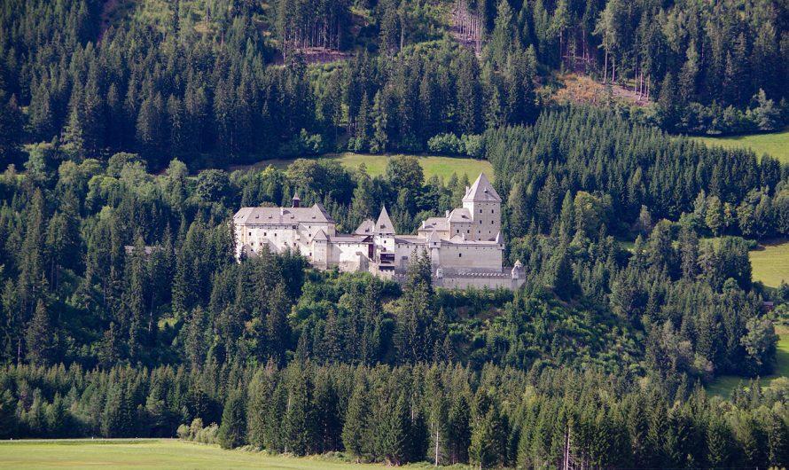 Meilleurs châteaux hantés pour voyager en Europe