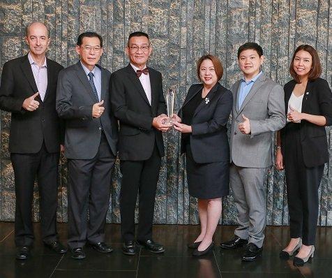 Centra by Centara Maris Resorts Jomtien a remporté le prix de l'hôtel de l'année 2020