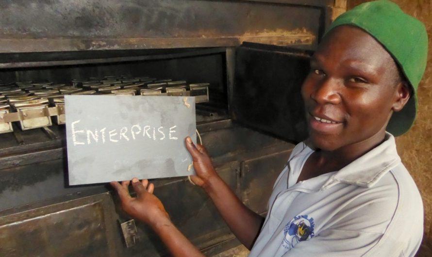Réveillez-vous! au pouvoir transformateur du partenariat et de l'entreprise en Ouganda