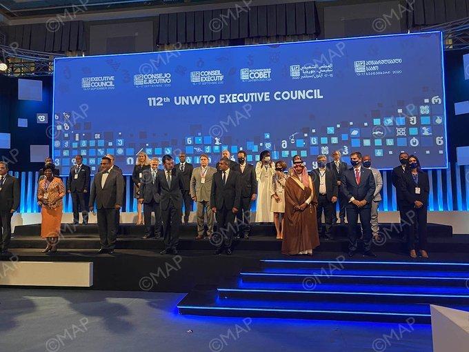 Les ministres du Conseil exécutif de l'OMT ont eu l'occasion de faire ce qu'il faut