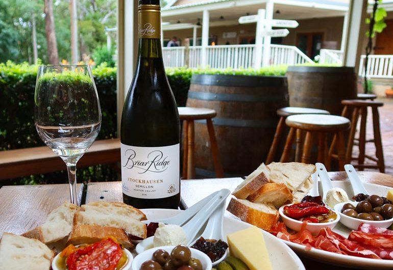 Où trouver des dégustations de vins bon marché dans la Hunter Valley