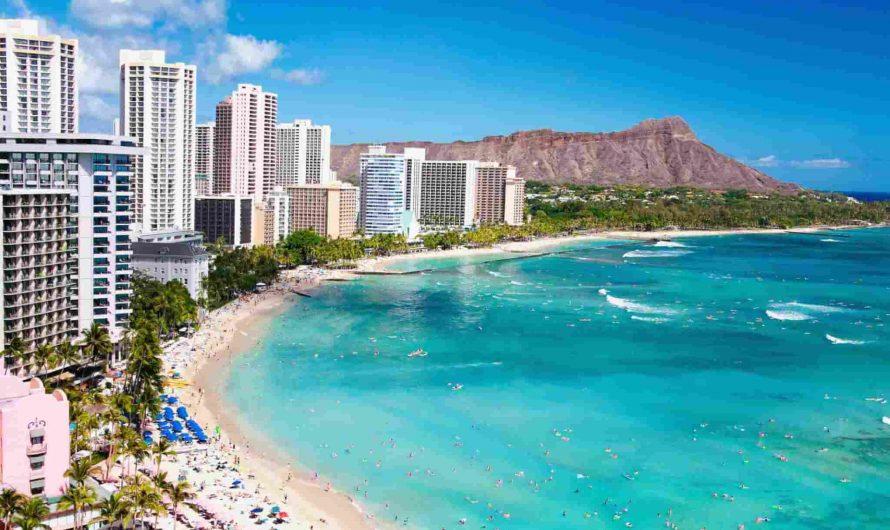 Le chiffre d'affaires des hôtels à Hawaï poursuit sa baisse
