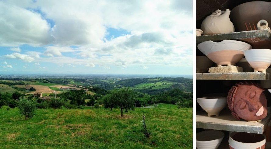 L'art de la céramique dans Civico 75, l'interview d'Angela