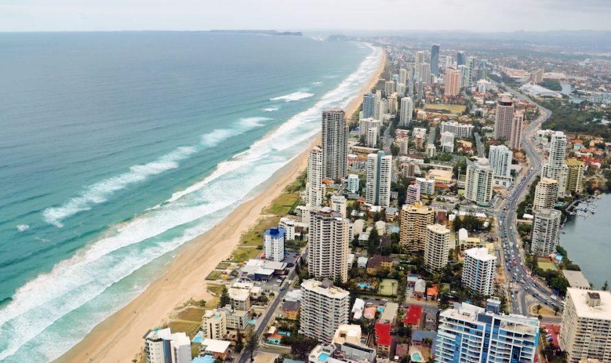 Un GUIDE HONNÊTE – 6 domaines où séjourner à Gold Coast