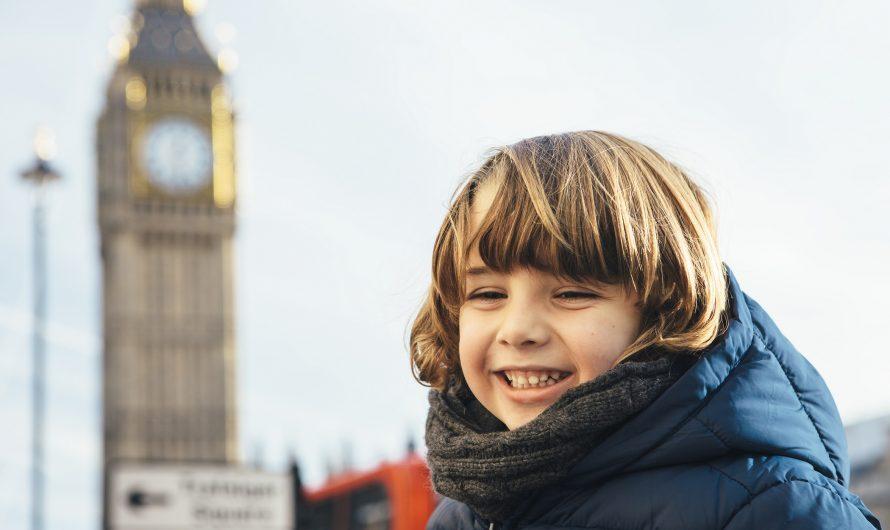7 choses sympas à faire à Londres avec vos enfants