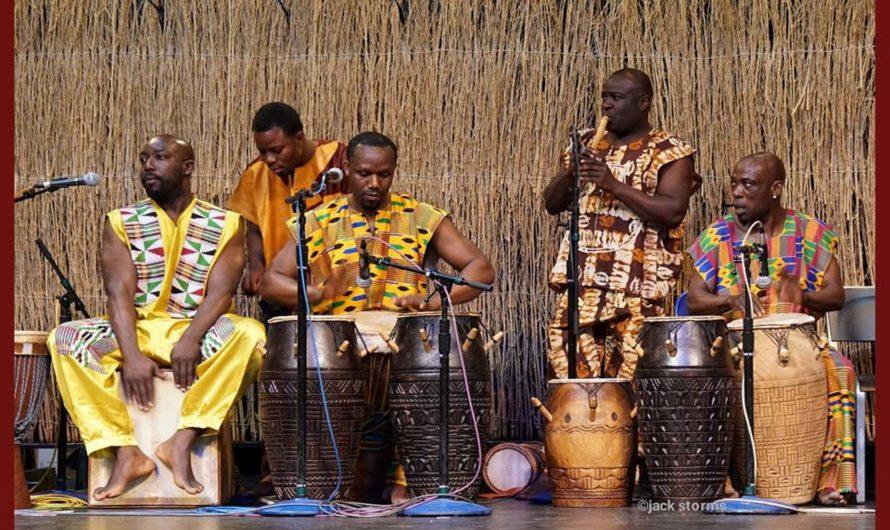 L'essence de la musique africaine dans le tourisme avant la journée du tourisme en Afrique