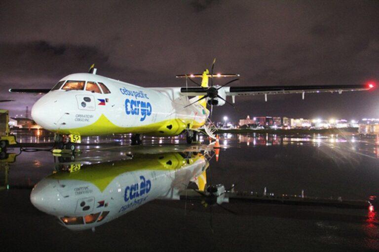 Cebu Pacific renforce ses opérations de fret avec un deuxième cargo ATR converti
