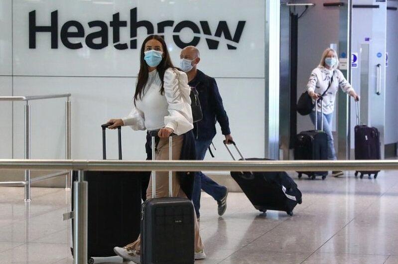 Heathrow rappelle aux passagers les directives du COVID-19 avant l'escapade de Noël