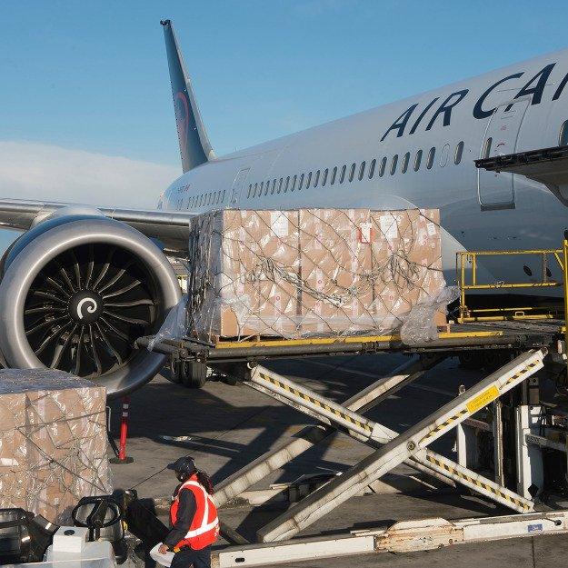 Air Canada exploite le 4 000e vol tout-cargo