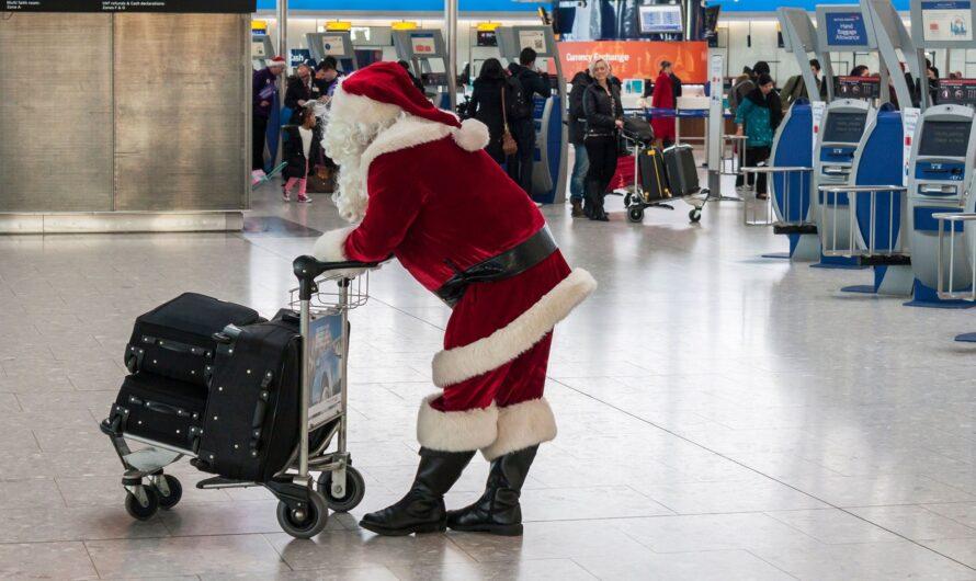 Augmentation des réservations de vols de dernière minute pour la période de Noël