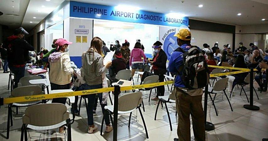 Cebu Pacific propose désormais des tests d'antigènes aux passagers