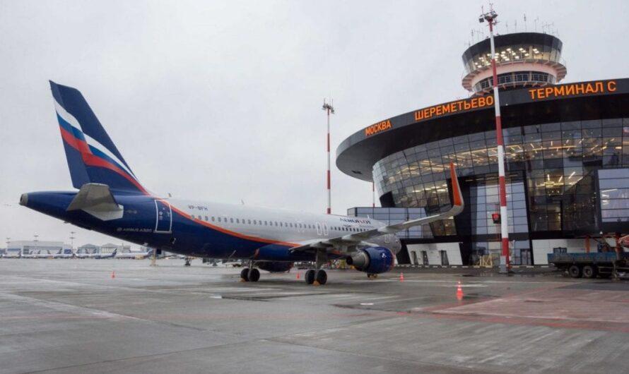 L'aéroport de Moscou Sheremetyevo ouvre la piste 1 reconstruite