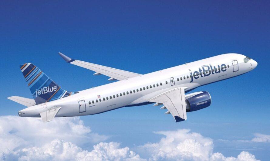 JetBlue sonne la nouvelle année avec le nouvel avion Airbus A220-300