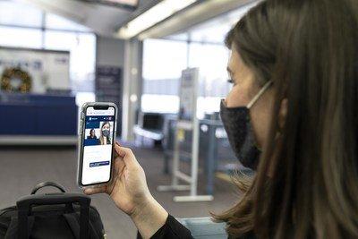 United Airlines lance un service client aéroportuaire virtuel à la demande
