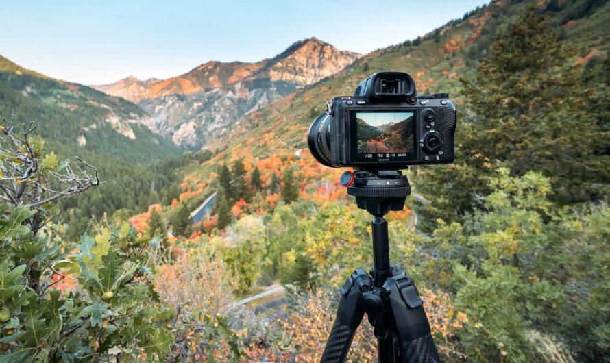 Critique du trépied de voyage Peak Design: l'outil de photographie ultime?