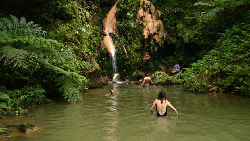 Les 10 chutes d'eau incontournables des Açores