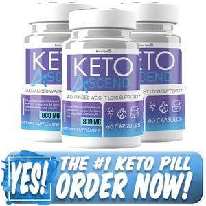 Keto Ascend: Avis sur les pilules Keto Ascend