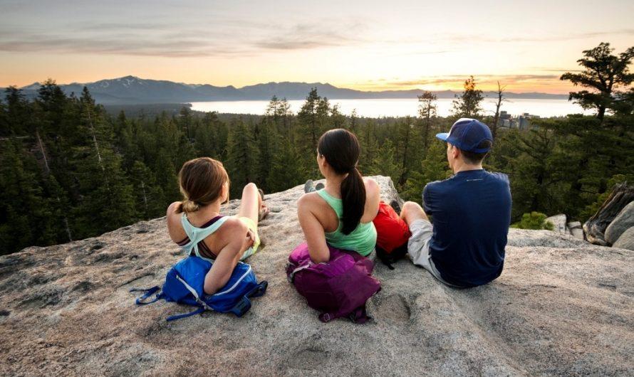 Overtourism to no tourisme and back again: Quelle est la «nouvelle normalité» du lac Tahoe?