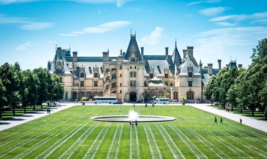 Visiter la plus grande maison privée d'Amérique