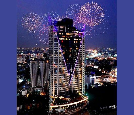 Sonnez la nouvelle année en Thaïlande avec Centara