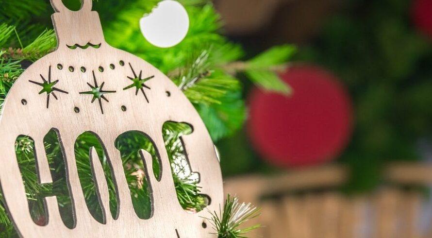 Décorations de Noël en bois: 5 idées à ne pas manquer