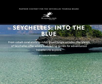 Les îles Seychelles se lancent dans l'aventure avec National Geographic