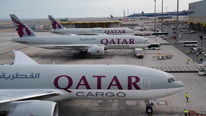 Qatar Airways Cargo prend livraison de trois nouveaux Boeing 777 Freighters