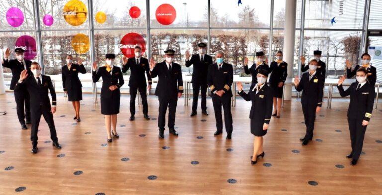 Lufthansa partira bientôt pour son plus long vol de passagers